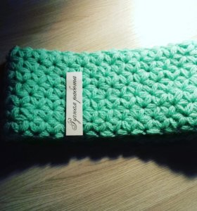 Снуд-шарф детский⛄❄