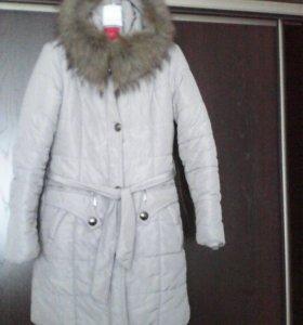 Пуховик жен зима