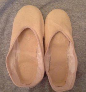 Балетные тапочки,балетки,новые,38 размер