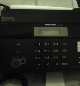 Факс МФУ Panasonic KX-FT982