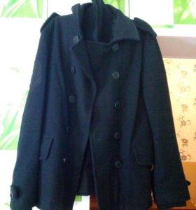 Пальто мужкое