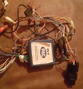 PAC OS-4 активатор усилителя для Chevrolet