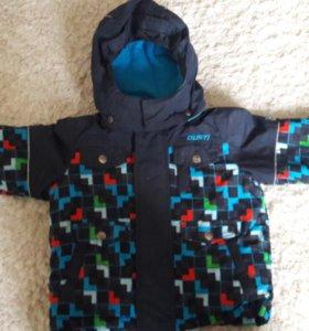 Куртка зимняя Gusti