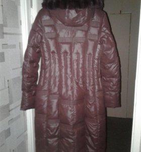 Пальто на синтепоне 44-46