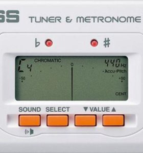 Тюнер Boss TU 80