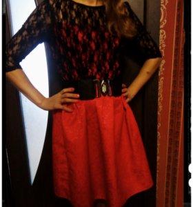 Платье 48р.