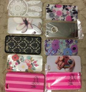 Кейсы на iPhone 5,5s,6,6s