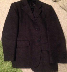 Пиджак на мальчика 10-12 лет