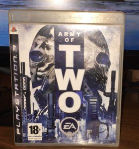 Army of two (игра для PS3)
