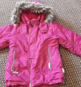 Зимняя куртка.б.у Lassie