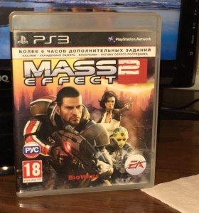 Mass effect 2 (игра для PS3)