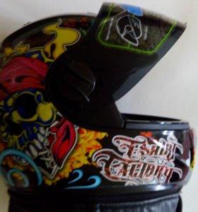 Шлем новый!
