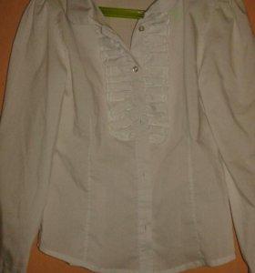 Рубашки для девочки б/у