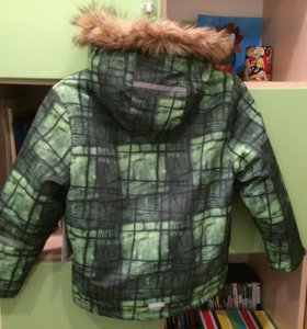 Новая зимняя куртка Luhta