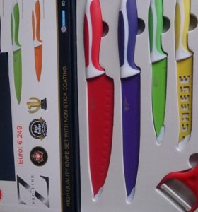"""Подарочный набор ножей """"Цептер"""""""