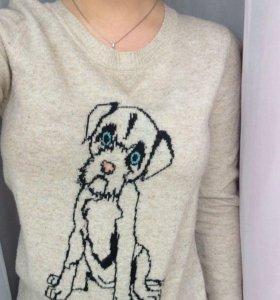 Кофта свитер толстовка