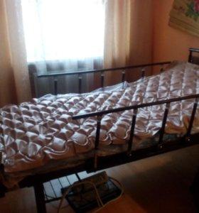 Функциональная кровать с матрасом