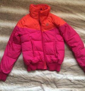 Куртка зимняя Adidas🎀