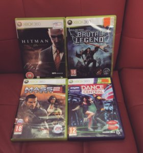 Hitman Xbox 360
