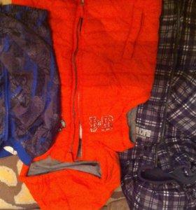 Пакет вещей на мальчика 98-104