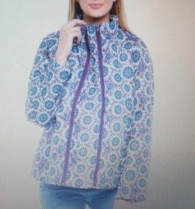 Демисезонная куртка для беременных р.50
