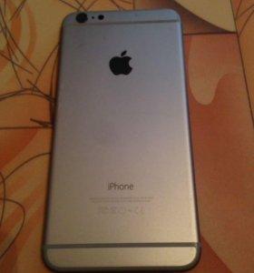 Задняя панель айфон 6+