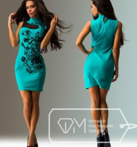 Платье 42—44