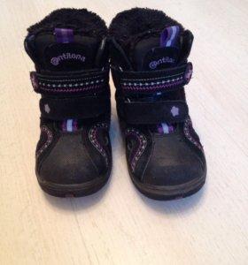 Ботинки зимние/демисезонные