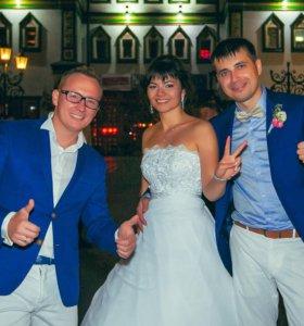 Ведущий на свадьбу корпоратив юбилей