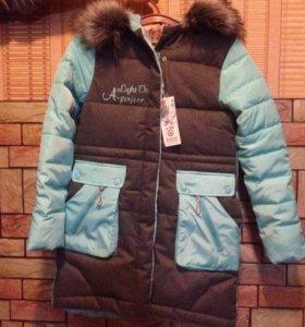 Куртка зима, женская