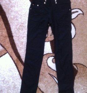 брюки стрейч новые
