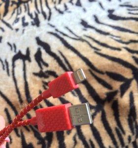 Шнур USB для iPhone 5/5s