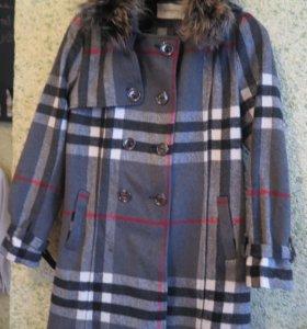 Тёплое пальто