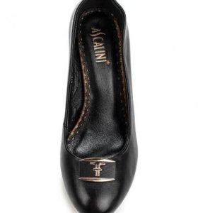 Туфли кожа 39