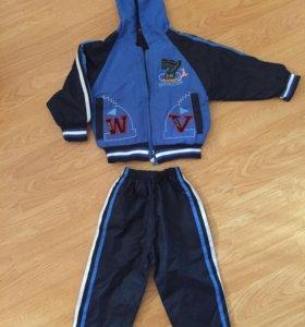 Детский  весенний костюм  86-92