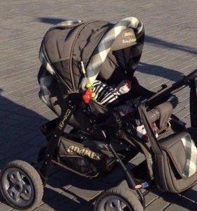 Дет коляска