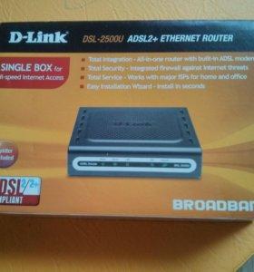 ADSL Router D-Link-2500U