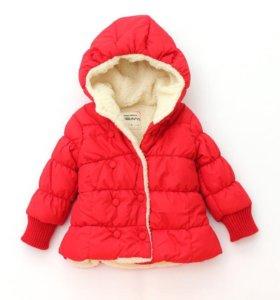 Куртачка для девочек