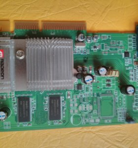 Видеокарта ATI Radeon 9600 PRO