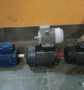 Электро двигатели (двигатель асинхронный