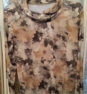 Новая блуза 48р
