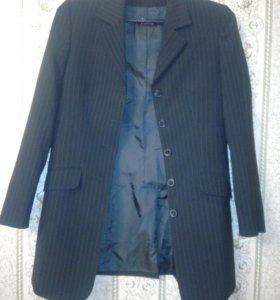 Удлиненный пиджак / жакет