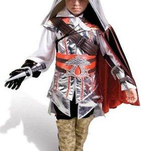 Новогодний костюм assassin's Эцио