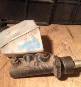 Главный тормозной цилиндр с бочком Рено Симбл