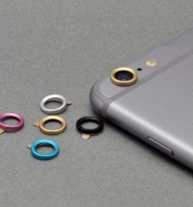Заглушка камеры iPhone 6