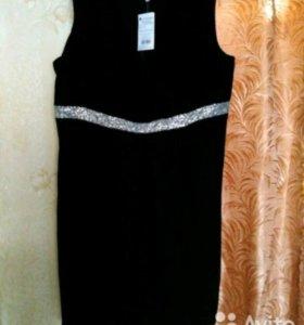 Платье новое 56-58