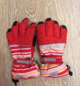 Перчатки зимние, непромокаемые