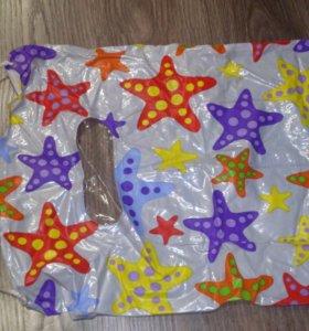 Продам детский надувной матрасик.