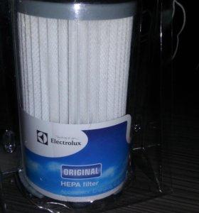 Новый фильтр для пылесоса Electrolux