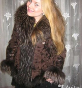 Зимняя куртка ( пехора)